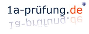 1a-pruefung.de | IHK-Prüfungsvorbereitung | Lernportal Logo